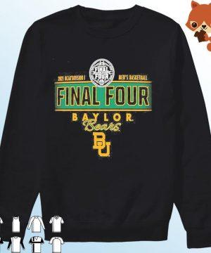 2021 NCAA Divisions Men's Basketball Final Four Baylor Bears BU Sweater