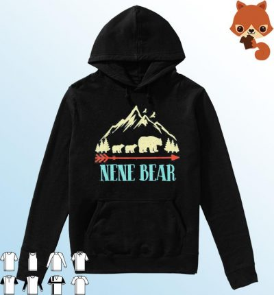 Nene Bear-Vintage Father's Day Mother's Day Classic T-Shirt Hoodie