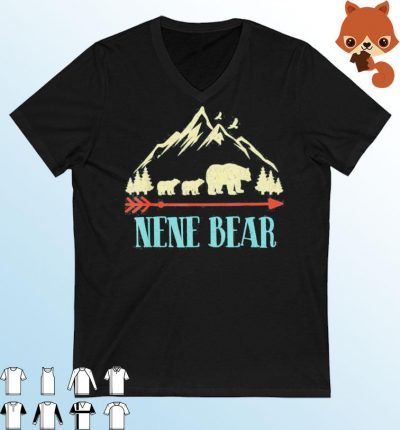 Nene Bear-Vintage Father's Day Mother's Day Classic T-Shirt