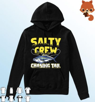 Salty Crew Chasing Tail Fish Shirt Hoodie